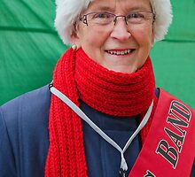 A Christmas Smile ~ Bridport by Susie Peek
