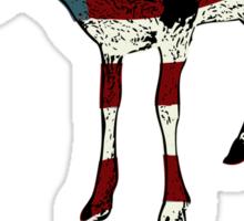 American Sheep Sticker