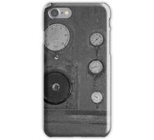 Factory Gauges iPhone Case/Skin