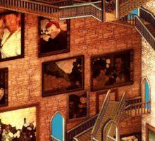 Harry Potter - Hogwarts Staircase Sticker