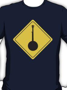 Beware of the Banjo USA T-Shirt
