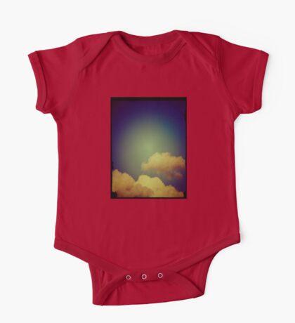 Clouds -T-shirt One Piece - Short Sleeve