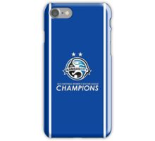 FC Kansas City | 2015 NWSL Champions iPhone Case/Skin