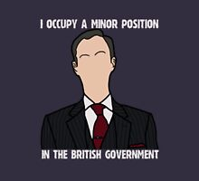 Mycroft & the British Government Unisex T-Shirt