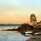 Tour Solidor, Saint Malo by Ann Garrett