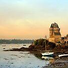 Tour Solidor, Saint Malo by Ann Garrett