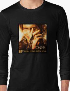 Once upon a time, Rumpelstiltskin, Rumple, OUAT, robert carlisle Long Sleeve T-Shirt