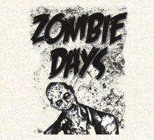 Zombie Days Black by vampyba