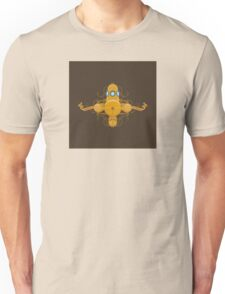 Vintage yellow submarine Unisex T-Shirt