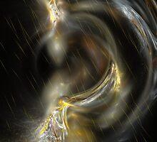 Silver Threads & Golden Needles ~iPhone Case by Greta  McLaughlin