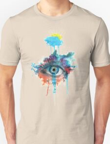 Woman's Eye Unisex T-Shirt
