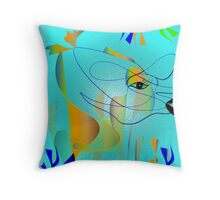 DDeep Below........ Throw Pillow