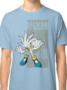 Silver The Hedgehog Classic T-Shirt