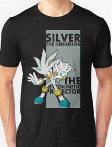 Silver The Hedgehog T-Shirt