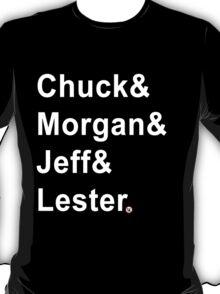 Nerd Herd Jetset Tee!  T-Shirt