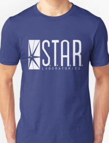 The Flash Star Labs t-shirt Laboratories - The CW, Grant Gustin, DC Comics T-Shirt