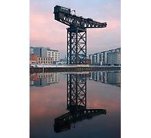 Finnieston Crane Photographic Print