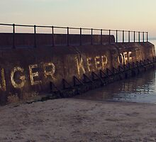 Danger Keep Off by Darren Burroughs