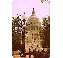 Capitol Photographic Print