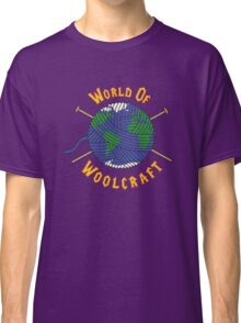 World Of Woolcraft Classic T-Shirt