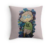 Sea Dreams - Vector Throw Pillow