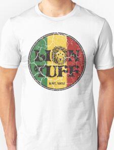 Lion Tuff VNTG CRCL Unisex T-Shirt