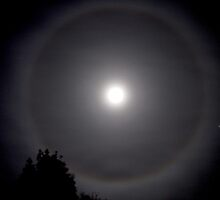 'Lunar Halo'  by Jack  Castle