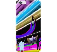 Family Dinner and Fun time iPhone Case/Skin