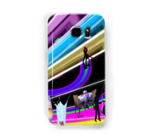 Family Dinner and Fun time Samsung Galaxy Case/Skin