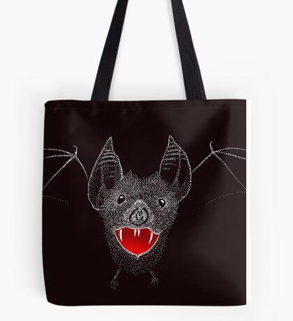 Flying Vampire Bat likes you a lot Tote Bag