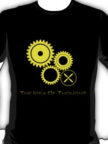 The Idea of Thought and Knowledge T-Shirt