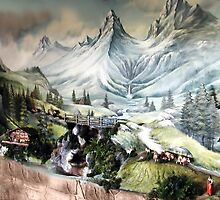 ⊱✿ ✿⊰⊹SWISS MOUNTAIN SIDE⊱✿ ✿⊰⊹ by ✿✿ Bonita ✿✿ ђєℓℓσ
