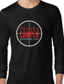 COD MW3 Long Sleeve T-Shirt