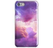 The Skies Are Painted (Cloud Galaxy) iPhone Case/Skin