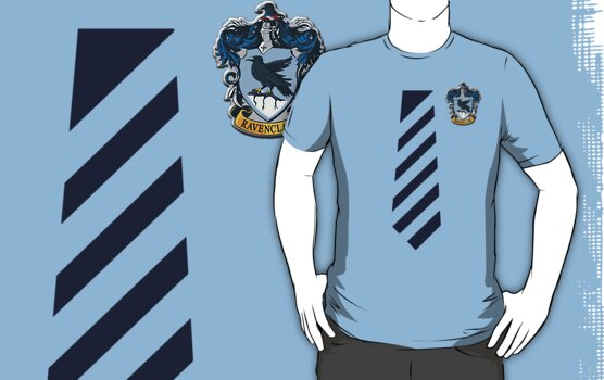 Ravenclaw Tie! by ScottW93