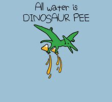 All Water Is Dinosaur Pee (Pterodactyl) Unisex T-Shirt