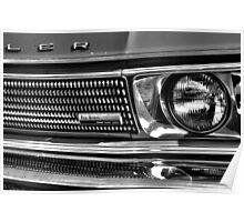 """Chrysler """"New Yorker"""" Poster"""