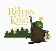 Return of the King Kids Tee