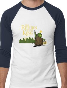 Return of the King Men's Baseball ¾ T-Shirt