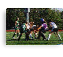 100511 070  expressionist field hockey Canvas Print