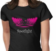 Taken The Spotlight Womens Fitted T-Shirt