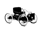 Ford Quadricycle 1896 by garts