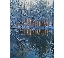 December Tenth, Two Thousand and Eleven ~ VI~ Photographic Print
