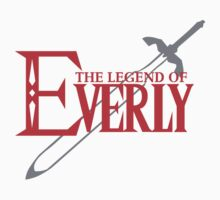 The Legend of Everly Kids Clothes