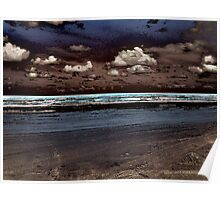 Surrealistic Seascape V Poster
