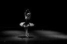 Ballerina 1 by Alfredo Estrella