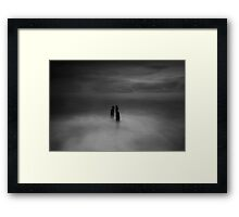 Posts - Youghal Co. Cork Framed Print