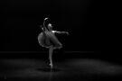 Ballerina 3 by Alfredo Estrella
