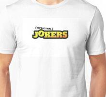 Impractical Jokers Logo  Unisex T-Shirt