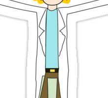 Rick and Morty - Rick Sanchez Sticker